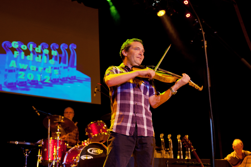 Golden Fiddle Awards, Tamworth January 26th, 2012