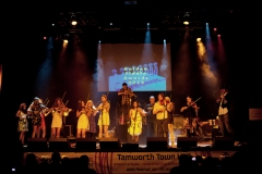 Golden Fiddle Awards, Tamworth January 26th,  2012