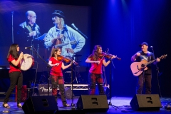 Golden Fiddle Awards Showcase, Capitol Theatre Tamworth January 25th 2017