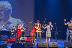 Golden Fiddle Show - Capitol Theatre, Tamworth - part of the TCMF - 24 January 2018